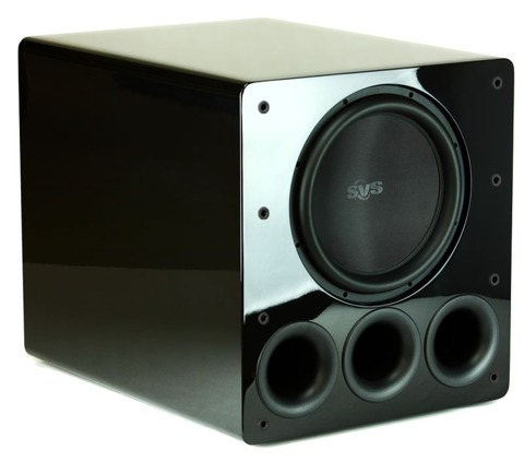 SVS PB13-Ultra Subwoofer piano black
