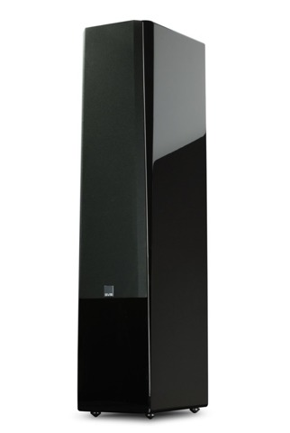 SVS Prime Tower piano black ex-demo