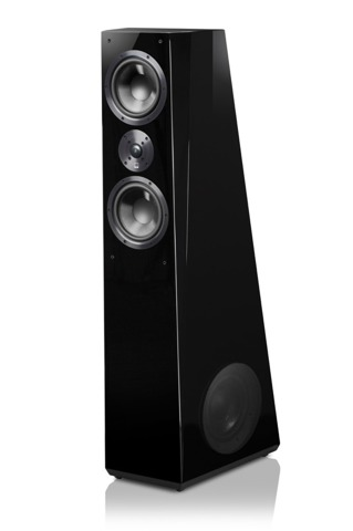 SVS Ultra Tower piano black